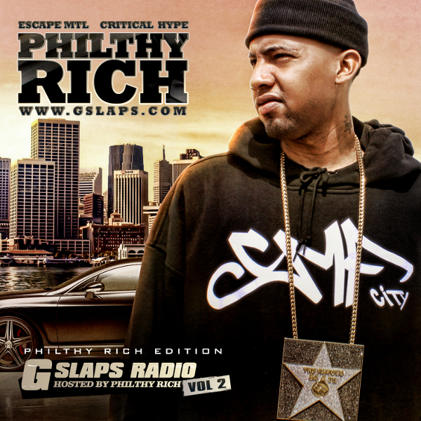 Philthy Rich - GSlaps Radio Vol. 2