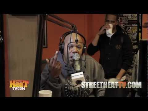 Post image for Too Short – What The Fuck (In Studio Performance With Kay Slay) (Video)