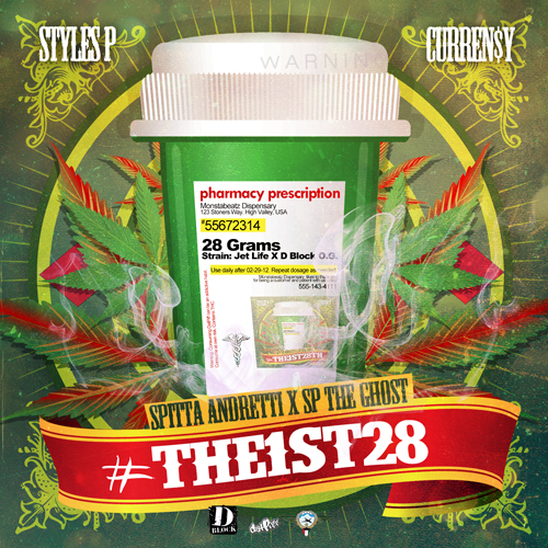 Curreny & Styles P - #The1st28