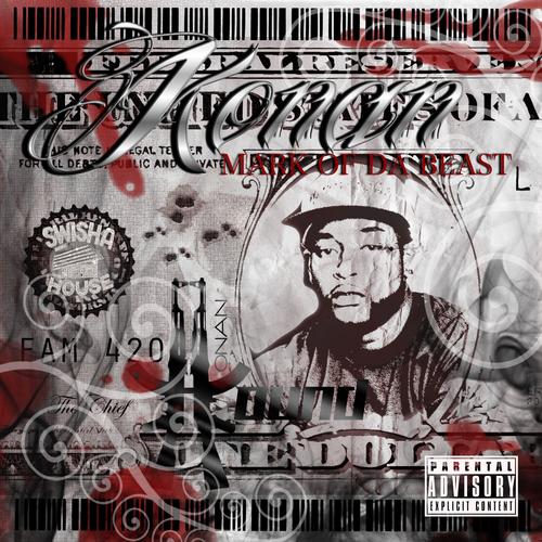 Post image for Konan – Mark Of Da Beast (Mixtape)