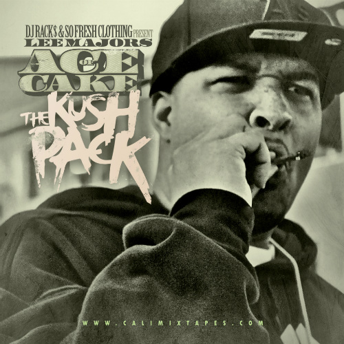 Lee Majors - Ace Of Cake 3: The Kush Pack