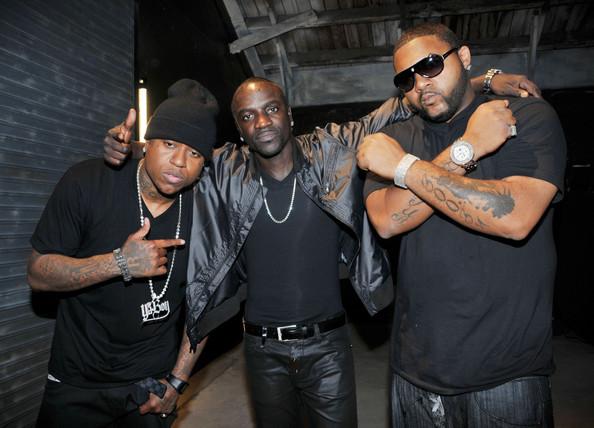 Ya Boy & Akon