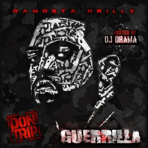 Don Trip - Guerilla - Mixtape Cover