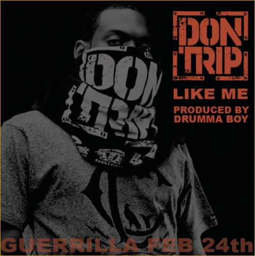 Post image for Don Trip – Like Me (Prod. by Drumma Boy)