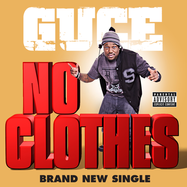 Guce_No_Clothes_Single_Cover