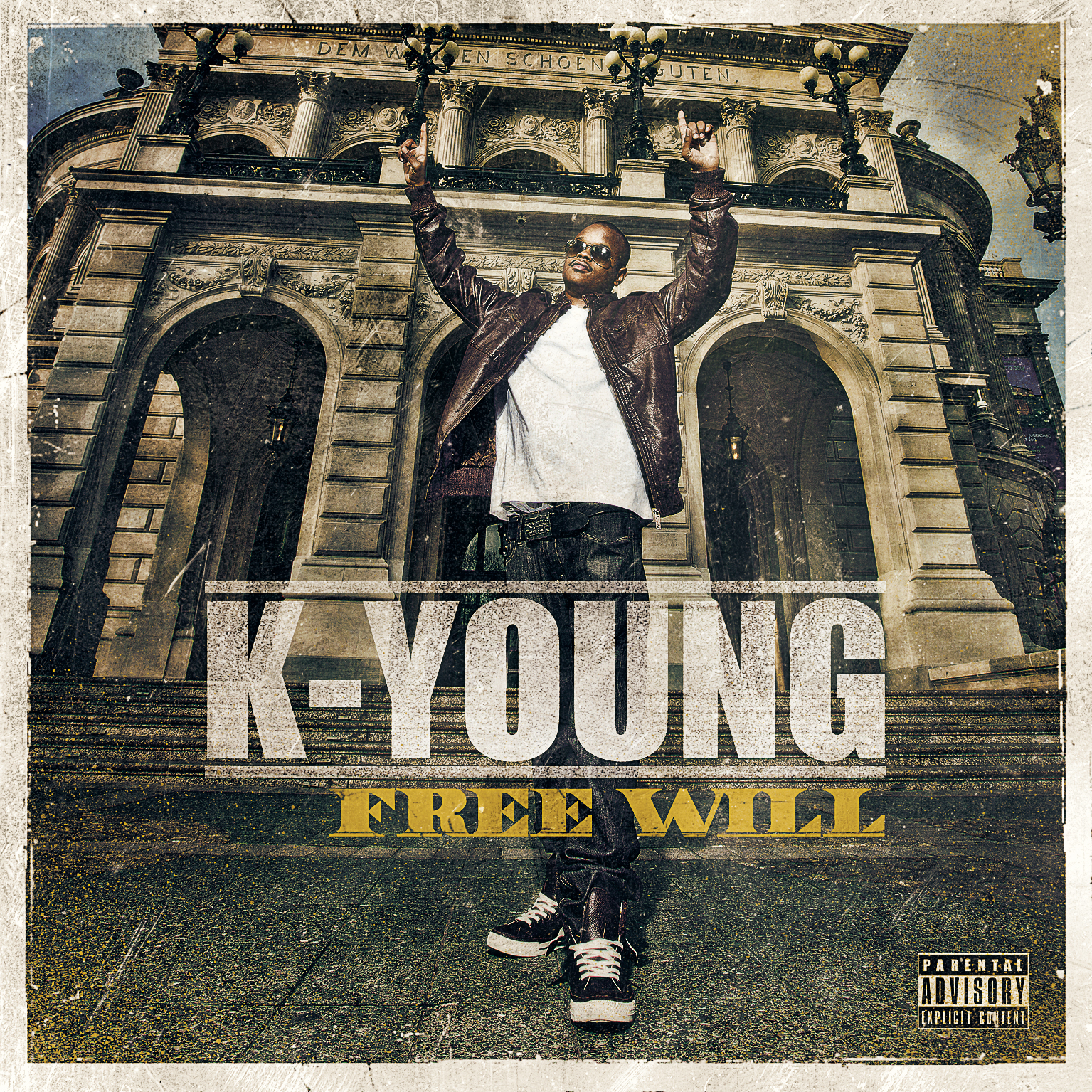 K-Young - Free Will (cover)