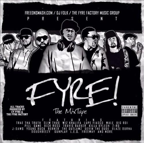 Cy Fyre - Fyre