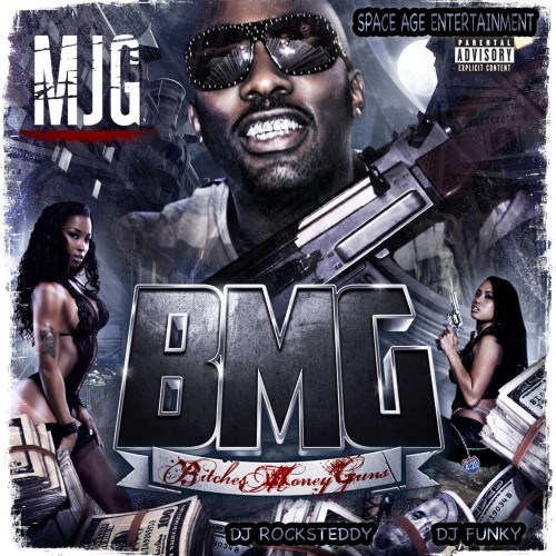 MJG - Bitches Money Guns