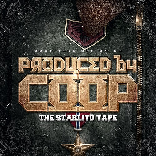 Starlito Produced By Coop Mixtape Cover