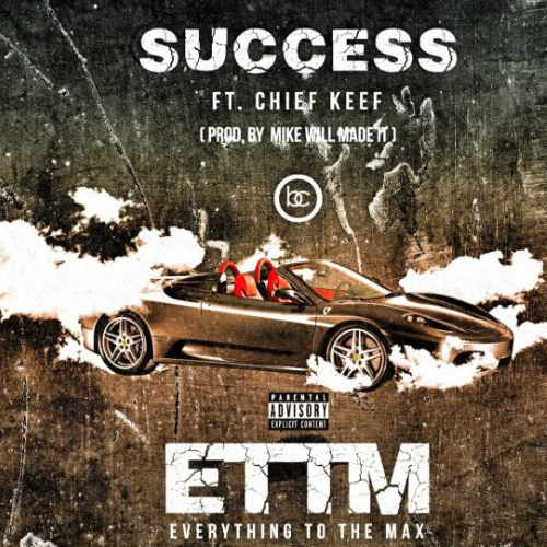 success feat chief keef ettm cover
