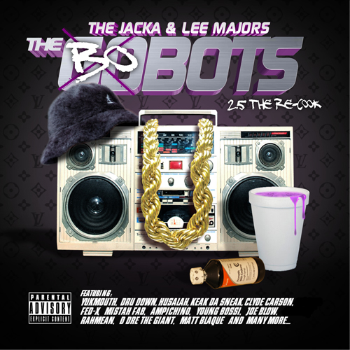 the jacka lee majors the bobots 2.5 cover