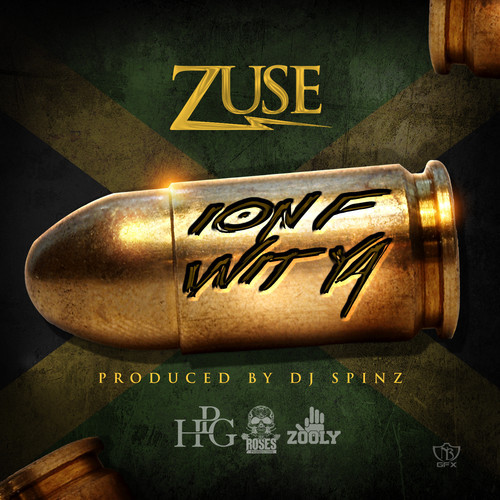 zuse ion fuck wit ya cover