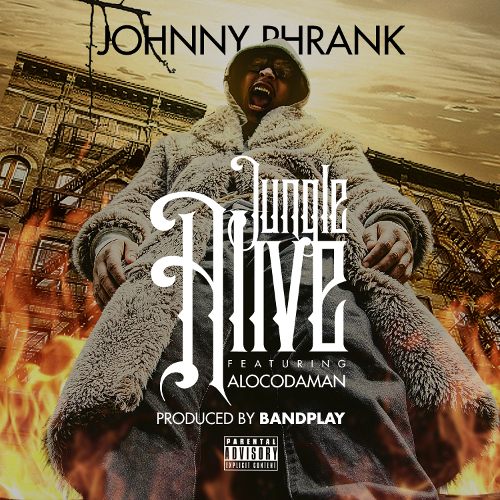 "Johnny Phrank – ""Jungle Alive"" feat. Alocodaman"